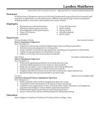 personal trainer resume examples 10 amazing agriculture environment resume examples livecareer heavy equipment operator resume example