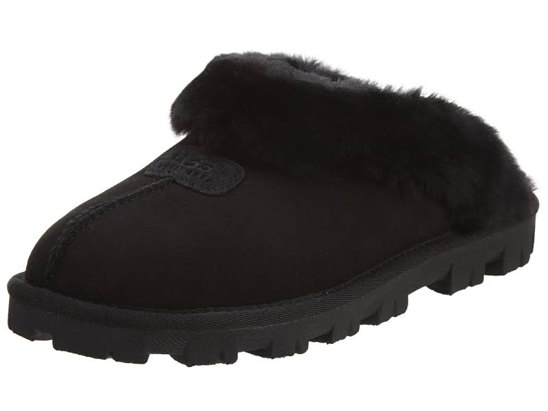 UGG Coquette Slipper Black