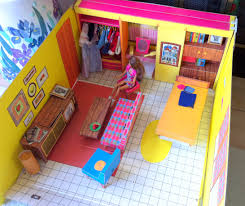 Home Decoration Games Revealing The 2013 Barbie Dream House 1960 U0027s Versus 2013 Must