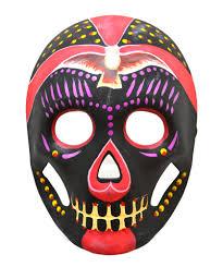 day of the dead masks sugar skull masks trendyhalloween com