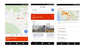 Maps Google Com Las Vegas by Google Added Sos Alerts To Maps And Search Business Insider