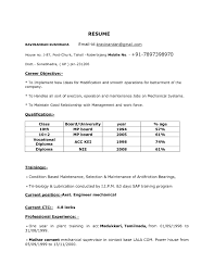 standard resume format for freshers resume format civil engineer free resume example and writing diploma electrical engineering resume format make