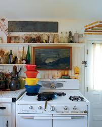 diet is a four letter word quirky color popping kitchens well known production designer ford wheeler takes cooking and dining to a whole new eclectic vibrant level very fitting for the season s major