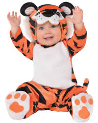 tiger halloween costumes halloween costumes for the little ones infants toddlers and kids