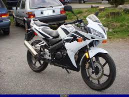 cbr bike latest model la cbr 125 cc de honda mon premier bike que j u0027ai