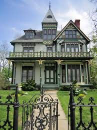 queen anne folk victorian house colors victorian style house