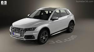 Audi Q5 Models - 360 view of audi q5 2016 3d model hum3d store