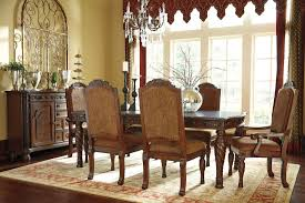 Ashley Furniture Dining Room Chairs North Shore Rectangular Extendable Dining Room Set From Ashley