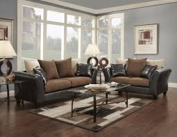 Chocolate Living Room Furniture by Sofas