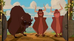 Home On The Range by Junior The Buffalo Disney Wiki Fandom Powered By Wikia