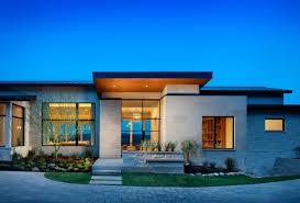 Contemporary Style House Plans Contemporary Home Designs Sycamore Contemporary Facade New