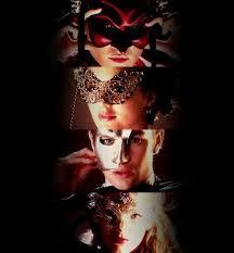 masks gossip girl style Pinterest