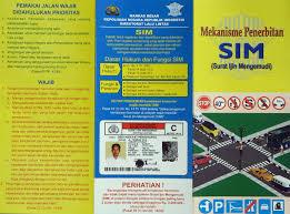 Apa Sih Gunanya SIM Di Indonesia Ini...?