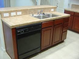 Kitchen Island With Chopping Block Top Solid Walnut Wood Counter Tops Kitchens Island Sinks Kitchen