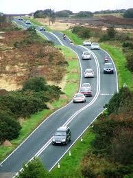 A171 road