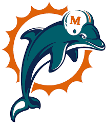 The miami dolphins is my favorit football team
