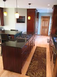 furniture astounding ideas of kitchen island cooktop vondae cute rectangle shape