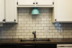 how to install a subway tile kitchen backsplash modern subway tile kitchen backsplash