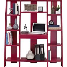 ameriwood home gradient ladder desk bookcase espresso walmart com