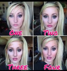 face contouring makeup beauty tips
