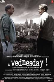 A Wednesday (2008) [Vose]