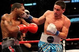 Danny Garcia vs Kendall Holt