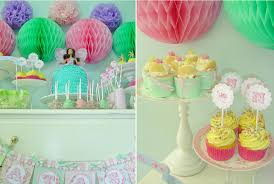 1st Birthday Decoration Ideas At Home Creative 1st Birthday Party Ideas Baby Digezt