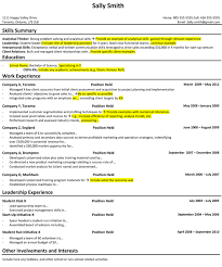 How I Prepared My Student Resume For A Career In     Visit the Consulting Career Guide to learn more about careers in consulting  and find student and entry level consulting jobs from top employers