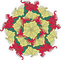 Tessellation Images eyetricks.com