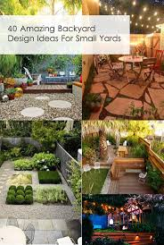 Best  Backyard Patio Designs Ideas On Pinterest Patio Design - Backyard plans designs
