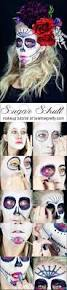 The 15 Best Sugar Skull Makeup Looks For Halloween Halloween by Best 20 Sugar Skull Makeup Tutorial Ideas On Pinterest Sugar