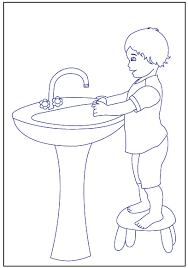 coloring pages of tools free potty training coloring pages for download