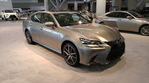 lexus sedan packages 2016 lexus gs 350 overview cargurus
