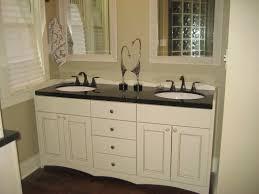 trendy bathroom cabinets double sink benevola