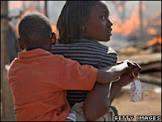 Violência contra imigrantes se espalha pela África do Sul