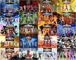 POWER RANGERS 20TH by CamiloSama on DeviantArt