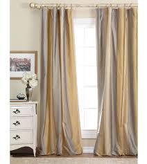 Eastern Accents Window Beautiful Blue And Brown Curtains Curtain Pinterest Striped