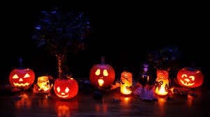illuminated halloween decorations halloween decoration free stock photo public domain pictures