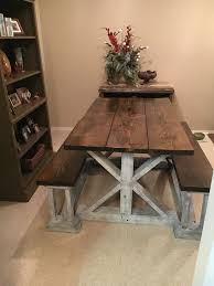 Best  Kitchen Table With Bench Ideas Only On Pinterest Dining - Table in kitchen