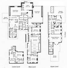 Penthouse Floor Plans Floor Plans Michael Gross