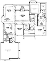 Simple 4 Bedroom Floor Plans This Small Three Bedroom House Plans Inspirations With 3 Country