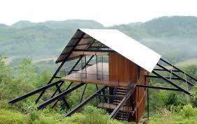 tall bungalow the ark a three bedroom eco retreat in sri lanka