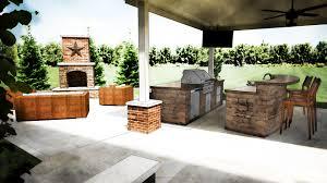 outdoor kitchen design grills pizza ovens columbus cincinnati