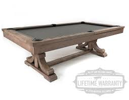 Pool Table In Dining Room by Carmel Pool Table