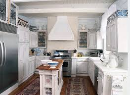 kitchen small white lacquered wood kitchen island cabinet with