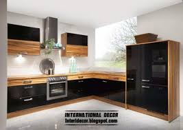 Black Kitchen Designs Photos Simple Kitchen Ideas 2014 Design Ikea With