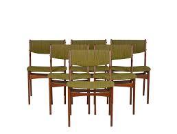 Teak Dining Room Set Danish Modern Furniture Danish Teak Furniture Vintage Danish