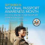 U.S. Department of State: Consular Affairs - Washington, DC ...