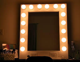 Light Up Makeup Mirror Furniture Bed Bath And Beyond Vanity To Add A Fashionable Look