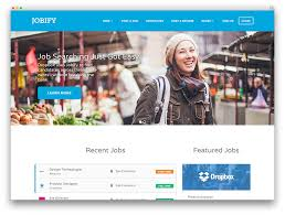 Best Job Sites To Post Resume by Best Wordpress Classifieds Directory Themes 2017 Colorlib
